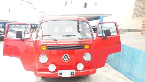 Volkswagen Kombi 1.6 Std 3p Gasolina 2005
