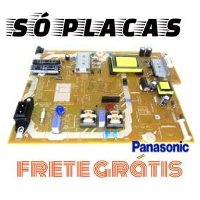 Placa Da Fonte Tv Panasonic Tc-32e5600b