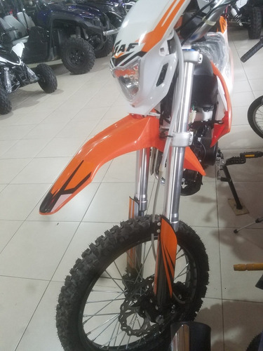 Gaf 125 Cc  Minicross      Motos-one Pinamar