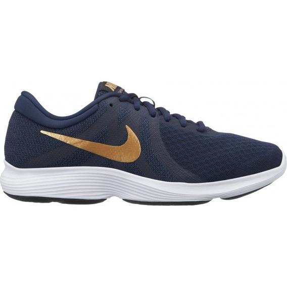 Zapatillas Nike Revolution 4 Mujer Running Nuevas 908999-406