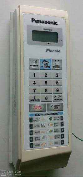 Placa Comando Microondas Panasonic Nn-s45bh Completa 127v