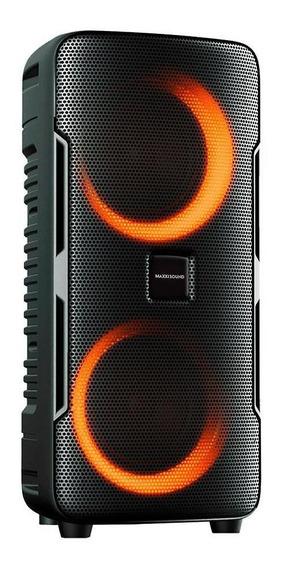 Caixa De Som Stormbox 300w Maxxi Sound - Bivolt