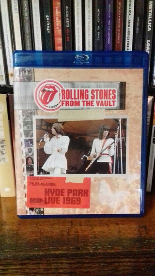 Rolling Stones Hyde Park 1969 Blu Ray