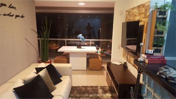 Lindo Apartamento Mobiliado A Uma Quadra Do Metrô Vila Madalena, Pronto Pra Você Mudar!! - 345-im274303