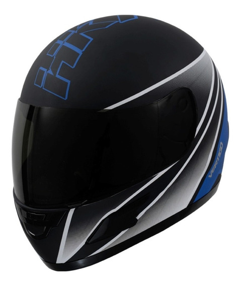 Casco Moto Integral Vertigo Hk7 Colores Mate - Super Oferta