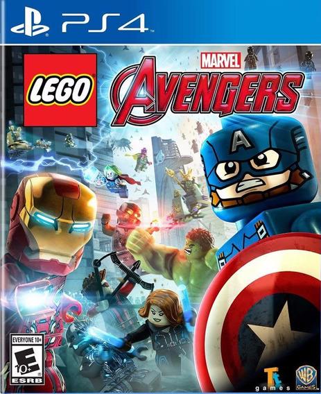 Lego Marvel Avengers - Original 1 - Psn