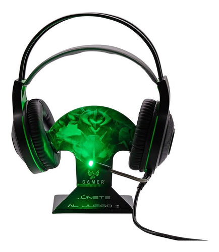 Diadema Gamer Tech  Gt5000d