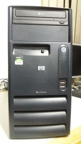 Cpu Hp Compaq Desktop Dx2025