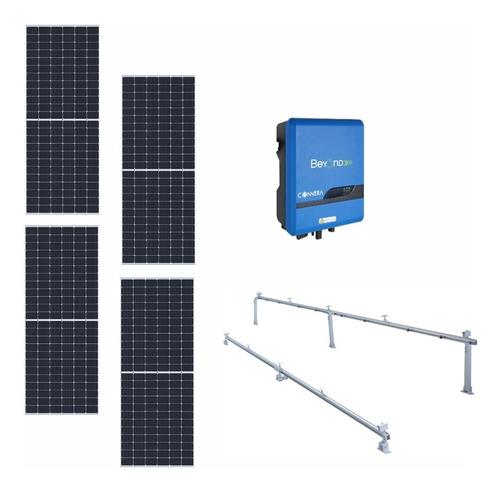 Imagen 1 de 1 de Planta Solar Interconexion A Cfe 1.1 Kwp Fide