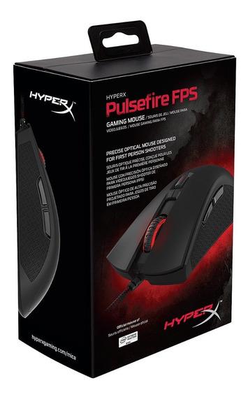 Mouse Gamer Hyperx Pulsefire Fps 3200dpi - Menor Valor Do Ml