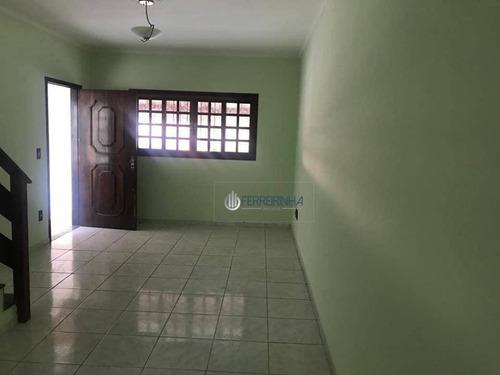 Imagem 1 de 16 de Casa No Bosque!! 3 Dorm - Ca2472