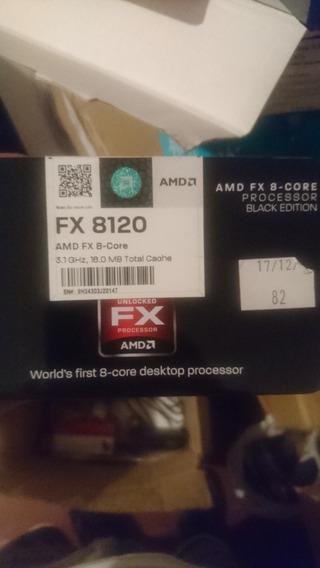 Pc Gamer Amd Fx 8120 8gb Ram Placa Xfx R7750 1gb Ddr5