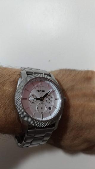 Relógio Fóssil Masculino - Super Estiloso - Muito Novo