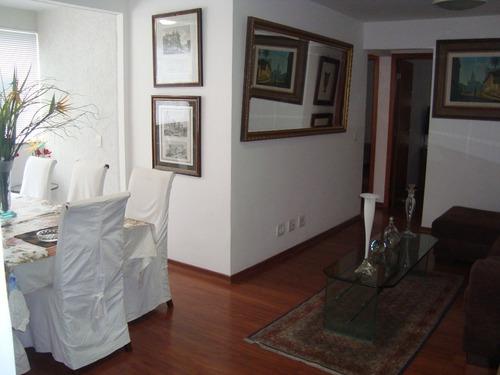 Apartamento Com 3 Quartos Para Comprar No São Pedro Em Belo Horizonte/mg - Vs28