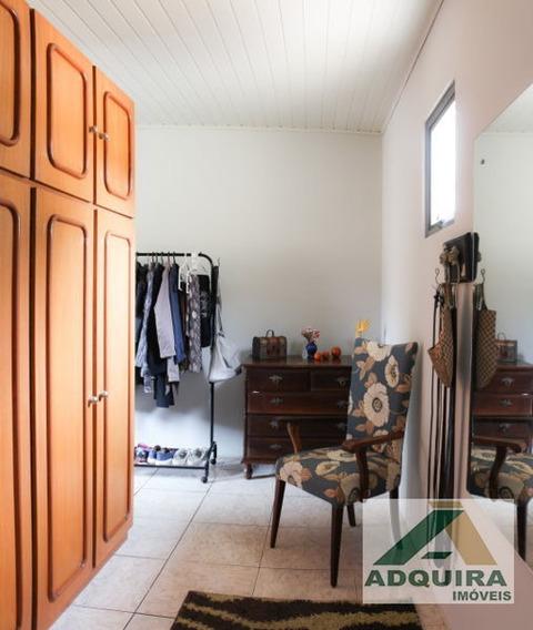 Casa Assobradada Com 3 Quartos - 8887-v