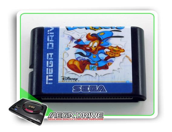 Bonkers Sega Mega Drive / Genesis - Novo