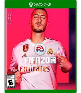 Fifa 20 Para Xbox One Latino En Físico Nuevo Y Sellado