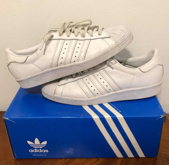 Zapatillas adidas Originals Blancas Excelente Estado