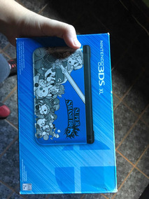 3ds Xl Smash Bros Azul