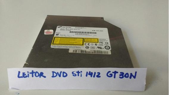 Leitor Gravador Dvd / Cd Sti 1412 Gt30n Original