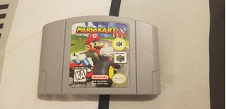 Mario Kart Nintendo 64 N64 Repro