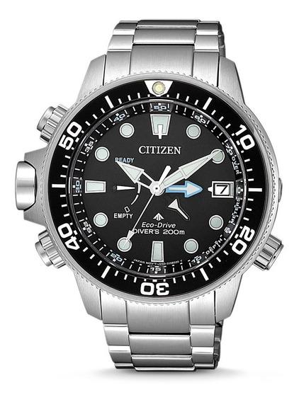 Relógio Citizen Masculino Eco-drive Bn2031-85e Tz31141t Scub