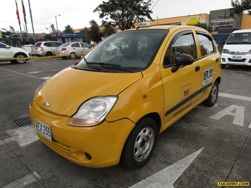 Taxis Chevrolet Spark  Mt 1000