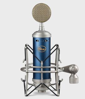 Micrófono De Condensador Blue Bluebird Sl Estuche De Madera