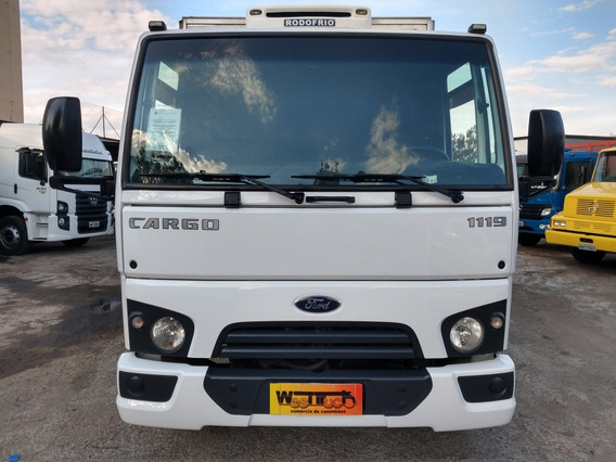 Ford Cargo 1119 2015
