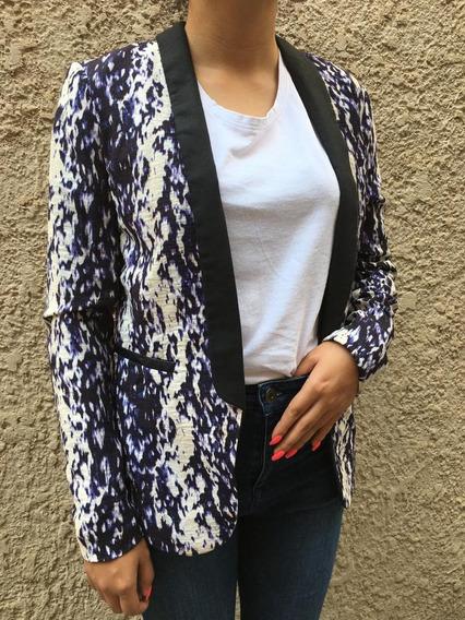 Blazer Saco De Mujer Animal Print Serpiente Víbora Outfits