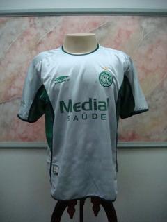 Camisa Futebol Guarani Campinas Sp Umbro Jogo Antiga 2467