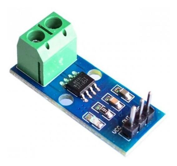 Sensor De Corrente Acs712 5a Arduino - 0033