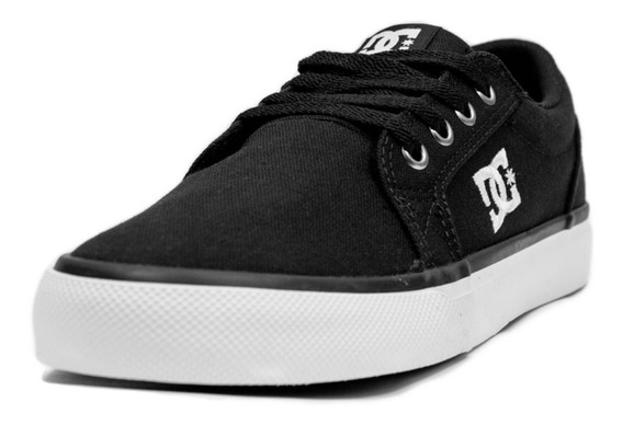Tênis Dc Shoes Episo Preto / Branco 13779 Original