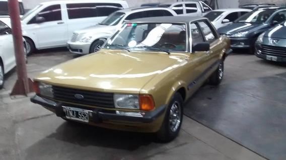 Ford Taunus Ghia 2.3 1981 Km 64000 Totalmente Original!!!