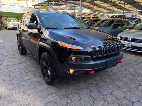 Jeep Cherokee 3.3l Trailhawk At 2018