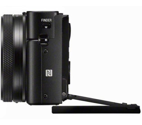 Câmera Digital Sony Dsc Rx100 Iv Com Memória 64g E Capa