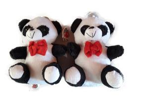 Namorados Urso Gravatinha Ursinhos Gêmeos Pelucia Presentes