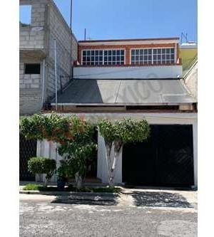 Casa En Venta $1,760,000 En Villa De Guadalupe Xalostoc, Ecatepec, Edo. Mexico, Cerca De Avenida Adolfo Lopez Mateos.
