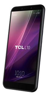 Celular Libre Tcl L10 32gb 3gb Ram Android 9 Octacore Negro