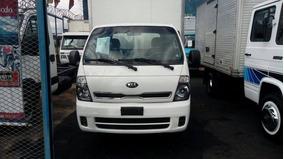 Kia Bongo K 2500 2014 Bau Impecavell Completa
