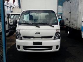 Vendido!!! Kia Bongo K 2500 2014 Bau Impecavell Completa