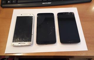 Lote Motorola X Play Defeito Funcional (preço Da Unidade)