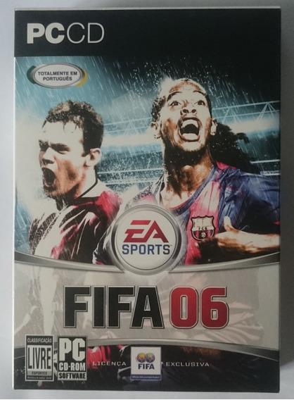 Fifa 06 - Pc Midia Fisica