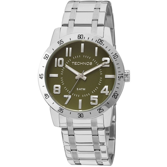 Relógio Technos Masculino 2035lye/1u, C/ Garantia E Nf