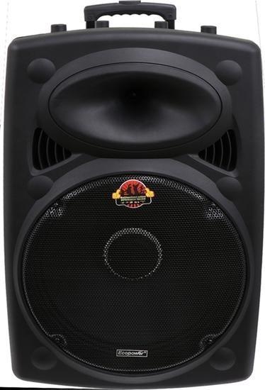 Caixa De Som Ecopower Ep-1288 - Bluetooth 15 Polegadas Usb