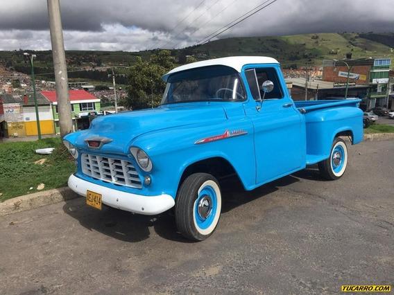 Chevrolet Apache 1955