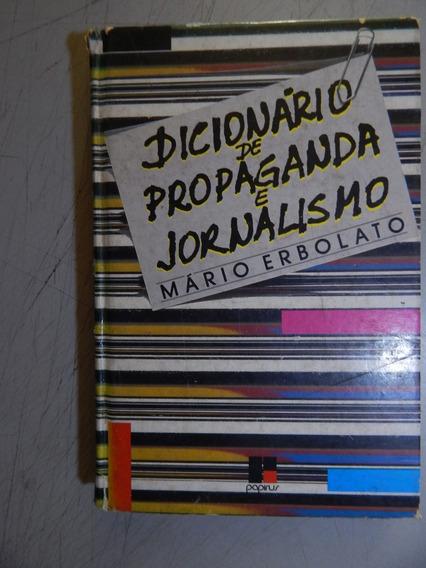 Dicionario De Propaganda E Jornalismo