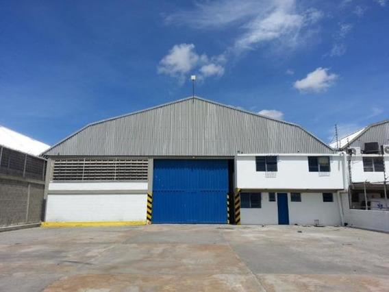 Galpon En Alquiler Zona Industrial 20-610 Jm