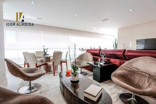 Imagem 1 de 30 de Apartamento Com 4 Dormitórios À Venda, 250 M² Por R$ 3.490.000,00 - Perdizes - São Paulo/sp - Ap47893