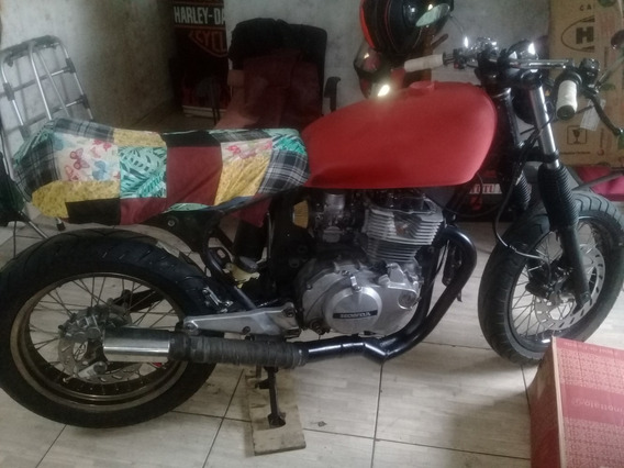 Vendo Cb 400 Cafe Rancig